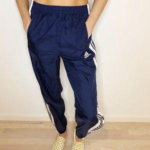Vintage Adidas Rip-Off Pants